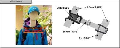 画像2: TK1520-02 黒 100個≪1袋≫