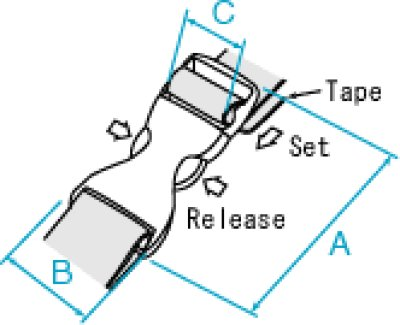 画像1: ZSR20-ASL サイドリリース