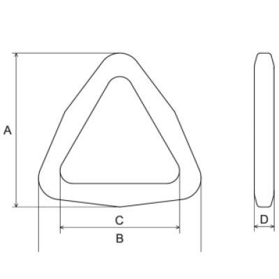 画像1: TR30-02 黒 《100個入/1袋》