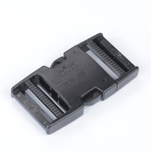 画像1: SW25S-02 黒《100個入/1袋》 (1)
