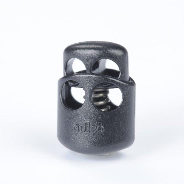 画像1: CL24-MS-02 黒≪100個入/1袋≫ (1)