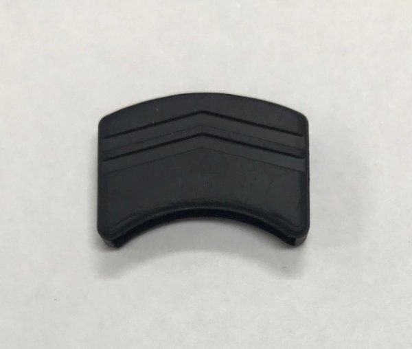 画像1: サルカン(R付) 20mm 黒 (1)