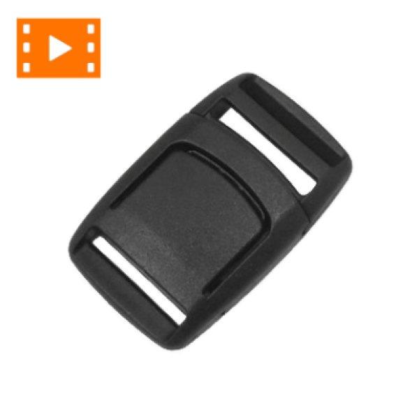 画像1: FRL25-02  黒 《100個入/1袋》 (1)