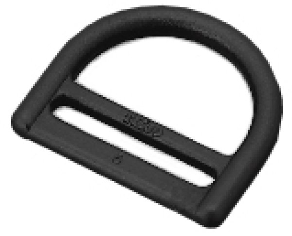 画像1: DBR25-02 黒 100個≪1袋≫ (1)